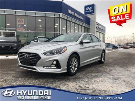 2018 Hyundai Sonata SE (Stk: E4754) in Edmonton - Image 1 of 21