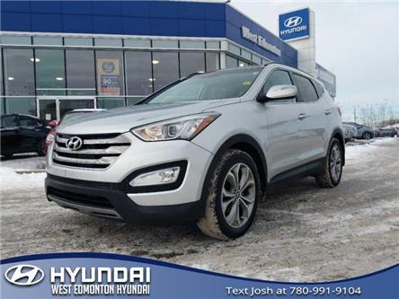 2016 Hyundai Santa Fe Sport  (Stk: E4791) in Edmonton - Image 1 of 23