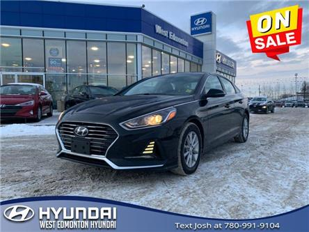 2018 Hyundai Sonata SE (Stk: E4792) in Edmonton - Image 1 of 24