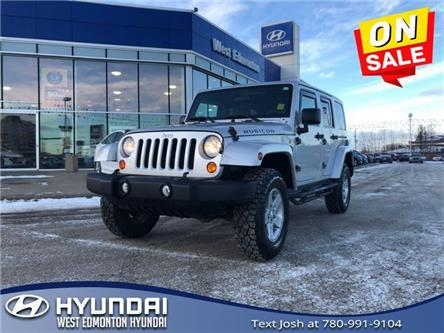 2012 Jeep Wrangler Unlimited Rubicon (Stk: X051A) in Edmonton - Image 1 of 23
