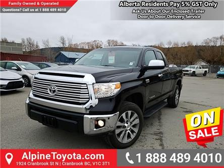 2017 Toyota Tundra  (Stk: X780663A) in Cranbrook - Image 1 of 25