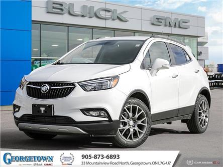 2019 Buick Encore Sport Touring (Stk: 30737) in Georgetown - Image 1 of 27