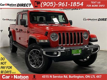 2020 Jeep Gladiator Overland (Stk: L146) in Burlington - Image 1 of 37