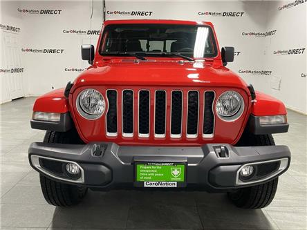 2020 Jeep Gladiator Overland (Stk: L146) in Burlington - Image 2 of 37