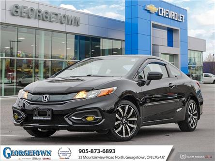 2014 Honda Civic EX-L Navi (Stk: 30812) in Georgetown - Image 1 of 25
