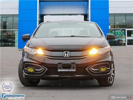 2014 Honda Civic EX-L Navi (Stk: 30812) in Georgetown - Image 2 of 25