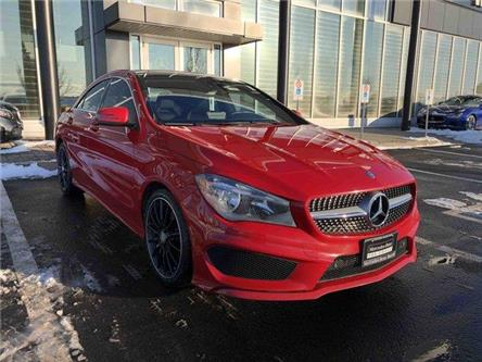 2016 Mercedes-Benz CLA-Class Base (Stk: U3000) in Innisfil - Image 1 of 24