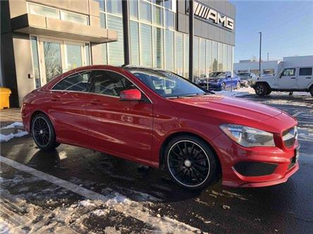 2016 Mercedes-Benz CLA-Class Base (Stk: U3000) in Innisfil - Image 2 of 24