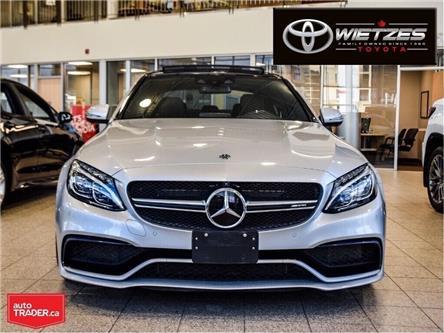 2018 Mercedes-Benz AMG C 63 S (Stk: U2532) in Vaughan - Image 2 of 29