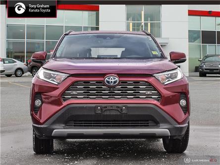 2019 Toyota RAV4 Hybrid Limited (Stk: K4437A) in Ottawa - Image 2 of 28