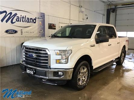 2016 Ford F-150 XLT (Stk: 93825) in Sault Ste. Marie - Image 1 of 30