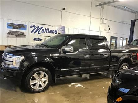 2018 Ford F-150 Platinum (Stk: 94081) in Sault Ste. Marie - Image 2 of 30