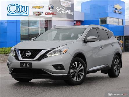 2016 Nissan Murano SL (Stk: 3029040A) in Toronto - Image 1 of 26