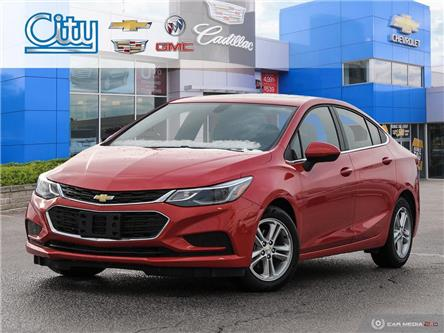 2018 Chevrolet Cruze LT Auto (Stk: R12429) in Toronto - Image 1 of 27