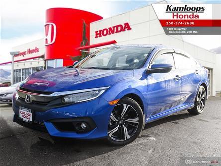 2016 Honda Civic Touring (Stk: 14656A) in Kamloops - Image 1 of 25