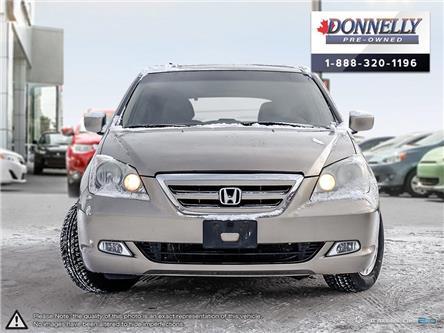 2006 Honda Odyssey EX-L (Stk: MS108A) in Kanata - Image 2 of 27