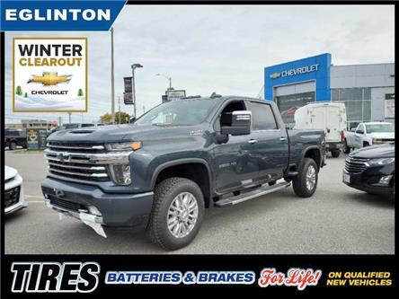 2020 Chevrolet Silverado 3500HD High Country (Stk: LF150773) in Mississauga - Image 1 of 26