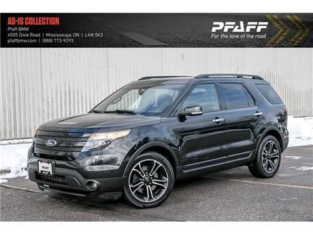 2013 Ford Explorer Sport (Stk: 23033A) in Mississauga - Image 1 of 22