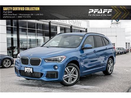 2018 BMW X1 xDrive28i (Stk: U5777) in Mississauga - Image 1 of 22