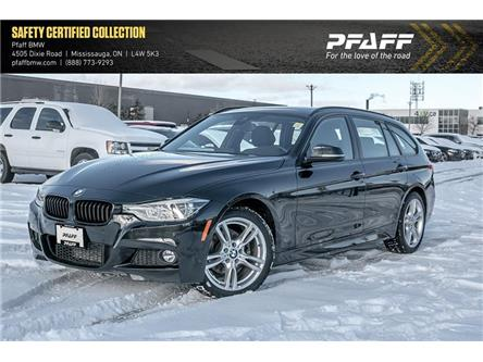 2018 BMW 328d xDrive Touring (Stk: U5783) in Mississauga - Image 1 of 22