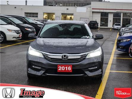2016 Honda Accord Touring V6 (Stk: 9A198A) in Hamilton - Image 2 of 22