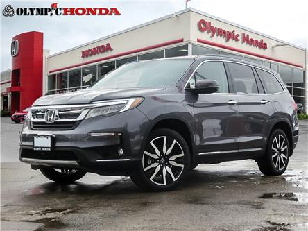 2019 Honda Pilot Touring (Stk: P8771) in Guelph - Image 1 of 27