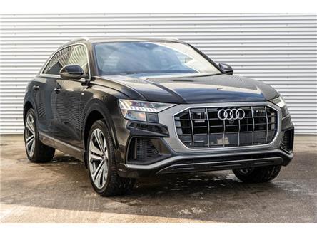 2019 Audi Q8 55 Technik (Stk: N5285) in Calgary - Image 1 of 16