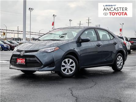 2017 Toyota Corolla  (Stk: P181) in Ancaster - Image 1 of 27