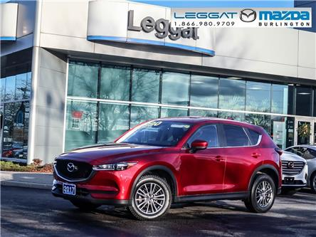 2017 Mazda CX-5 GS (Stk: 2069LT) in Burlington - Image 1 of 22