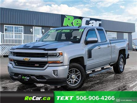 2017 Chevrolet Silverado 1500 1LT (Stk: 191392A) in Fredericton - Image 1 of 22