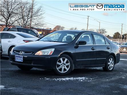 2005 Honda Accord EX V6 (Stk: 193115A) in Burlington - Image 1 of 10