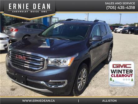 2019 GMC Acadia SLE-2 (Stk: 14371) in Alliston - Image 1 of 15