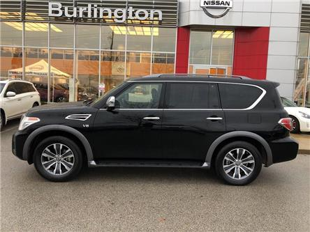 2019 Nissan Armada Platinum (Stk: A6864) in Burlington - Image 2 of 19