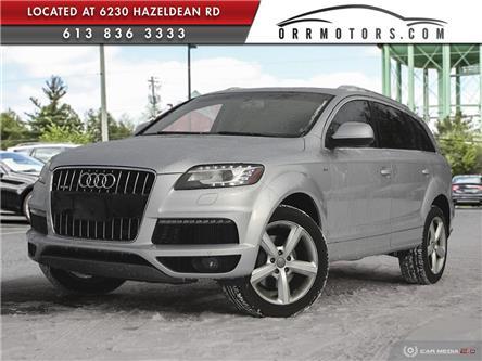 2011 Audi Q7 3.0 TDI Premium (Stk: 5916) in Stittsville - Image 1 of 27