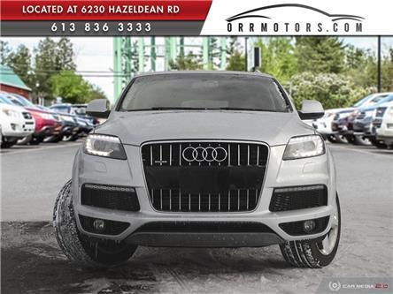 2011 Audi Q7 3.0 TDI Premium (Stk: 5916) in Stittsville - Image 2 of 27
