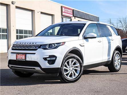 2018 Land Rover Discovery Sport HSE (Stk: P2314) in Mississauga - Image 1 of 30