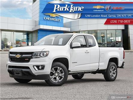2019 Chevrolet Colorado Z71 (Stk: 90159) in Sarnia - Image 1 of 27