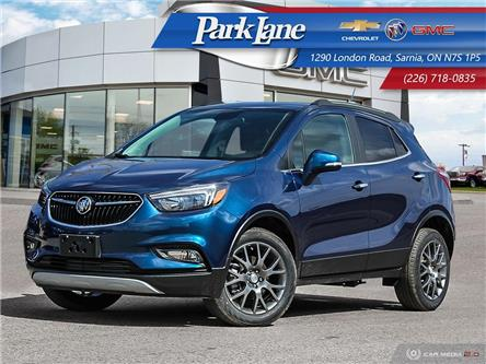2019 Buick Encore Sport Touring (Stk: 92029) in Sarnia - Image 1 of 27