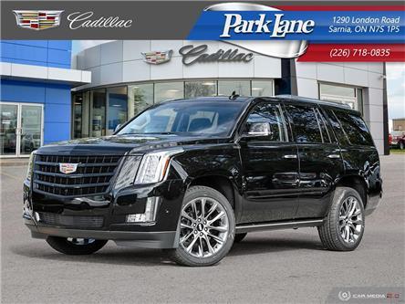 2020 Cadillac Escalade Premium Luxury (Stk: 05102) in Sarnia - Image 1 of 28
