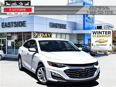 2019 Chevrolet Malibu LT (Stk: KF216914) in Markham - Image 1 of 24