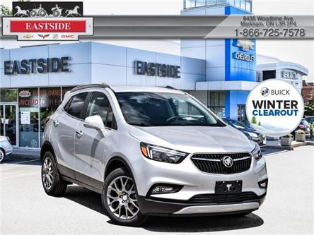 2019 Buick Encore Sport Touring (Stk: KB894269) in Markham - Image 1 of 23