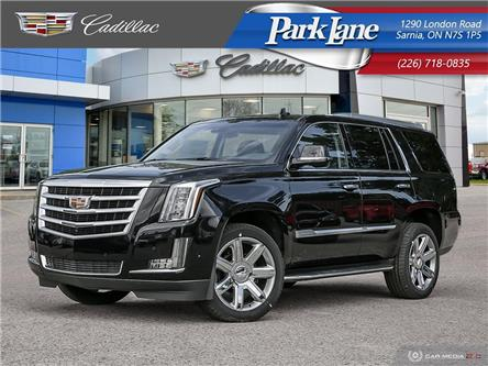 2020 Cadillac Escalade Luxury (Stk: 05103) in Sarnia - Image 1 of 27