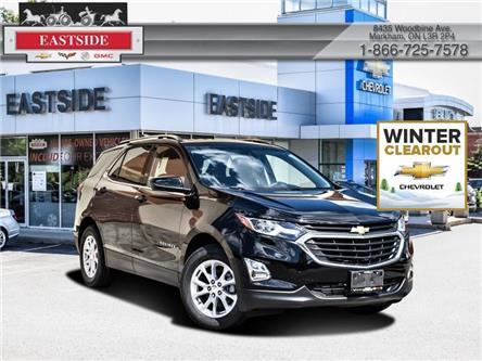 2020 Chevrolet Equinox LT (Stk: L6131590) in Markham - Image 1 of 25