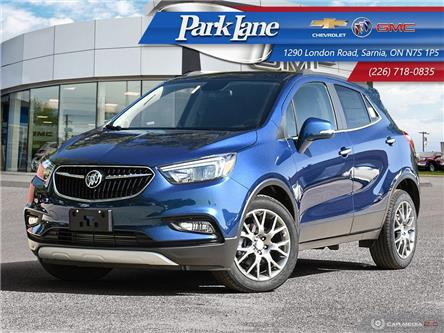 2019 Buick Encore Sport Touring (Stk: 92061) in Sarnia - Image 1 of 28