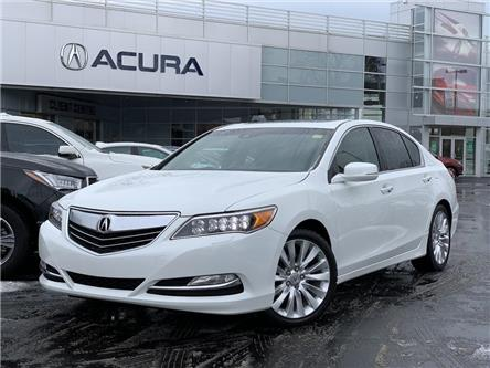 2015 Acura RLX Base (Stk: D469) in Burlington - Image 1 of 30