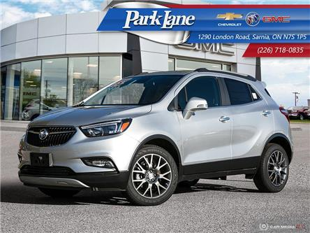 2019 Buick Encore Sport Touring (Stk: 92070) in Sarnia - Image 1 of 27