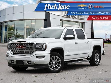 2017 GMC Sierra 1500 Denali (Stk: 945221) in Sarnia - Image 1 of 27