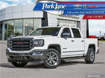 2017 GMC Sierra 1500 SLT (Stk: 705191) in Sarnia - Image 1 of 27