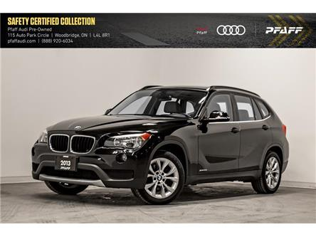 2013 BMW X1 xDrive28i (Stk: T17812A) in Woodbridge - Image 1 of 22