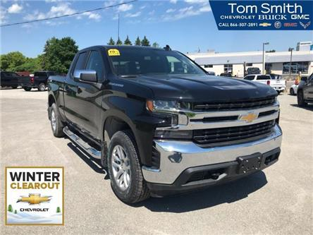 2019 Chevrolet Silverado 1500 LT (Stk: 190670) in Midland - Image 1 of 8